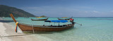 Long tail boat at Koh Lipe, Thailand