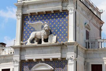 León de San Marcos, Venecia