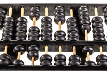 Dusty abacus