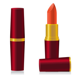 lipstick vector illustration