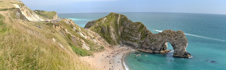 Durdle Door (panorama)