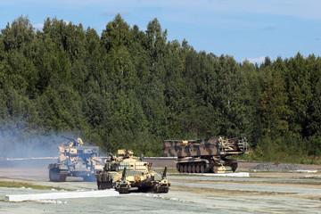 Engineering military vehicles
