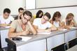 Abschreiben bei der Prüfung