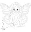 magical little fairy