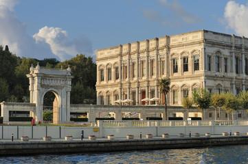 Ciragan Palace-Bosphorus-Istanbul