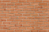Red brick background texture seamlessly tileable poster