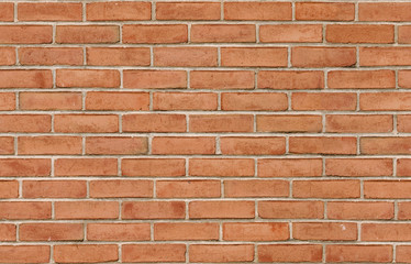 Red brick background texture seamlessly tileable