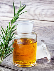Wellness - rosemary and oil