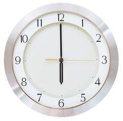 six o clock