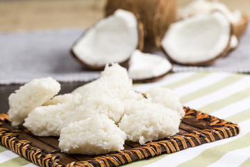 Cocada (coconut sweet)