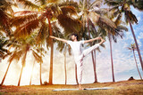 Yoga in tropical India