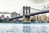 Brooklyn bridge, New York City - 55123404