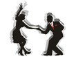 Swing Dance Couple