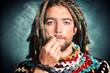 hippie smoke