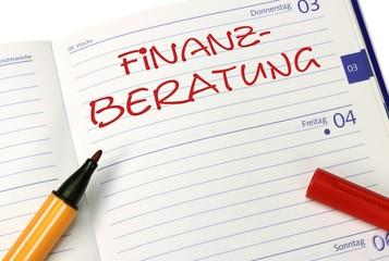 Kalender Finanzberatung