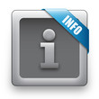INFO Web Button (find out more search learn about information)