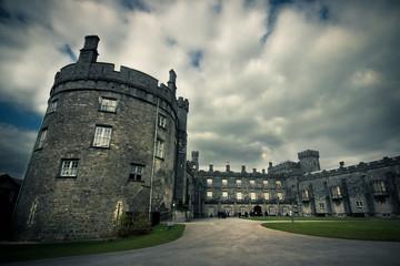 Historic Medieval Kilkenny Castle in Kilkenny Ireland
