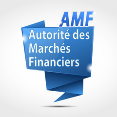 bulle origami : amf