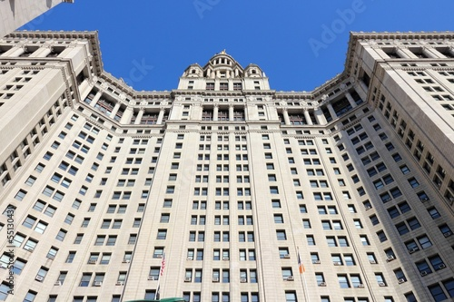 Manhattan Municipal Building, New York City, USA