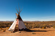 Authentic Teepee from Native North Americans