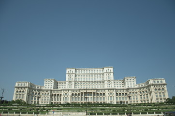 Palace of the Parliament , Bucharest, Romania
