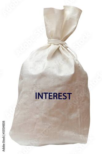 Bag with interest