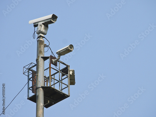 tower of CCTV
