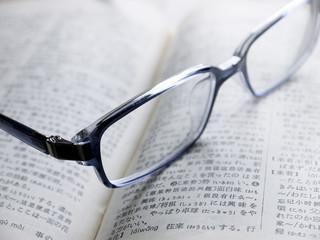 眼鏡  辞書