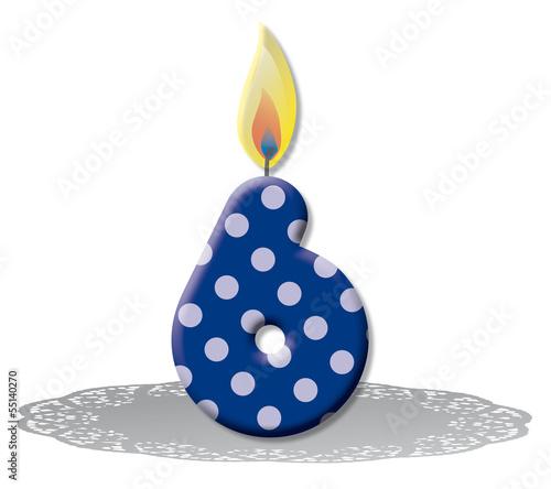 Kerzen, Zahlen, Gebaeck, Flamme, Event, Feier, Hochzeit, Geburts