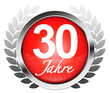 30 Jahre! Button, Icon