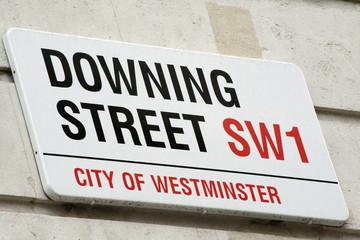 Downing streer