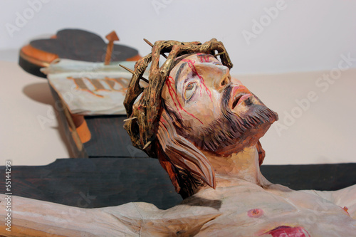 śmierć na krzyżu - 55144293