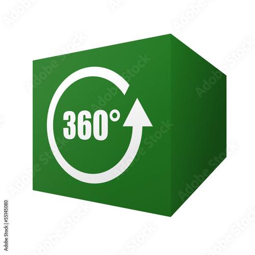 wuerfel v4 360 grad I