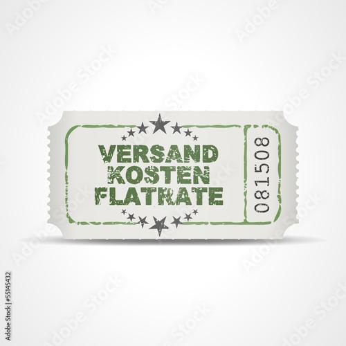 ticket v3 versandkostenflatrate I