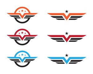 V _Logo