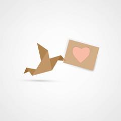 bird love letr