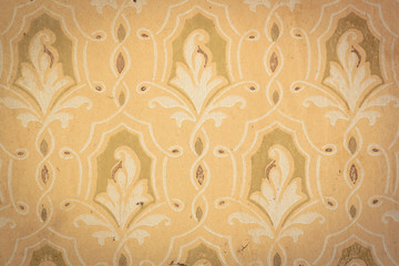 Vintage wallpaper background