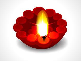 Artistic Diwali Deepak