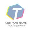 T - Company Logo