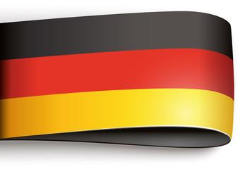 vector product label deutschland