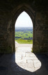 View from Glastonbury Tor in Somerset