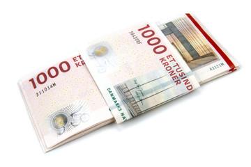 Danish krone  ( 10x1000 DKK )