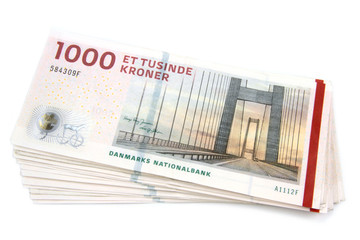 Danish krone  - 1000 DKK