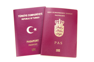 Turkish and Danish pass