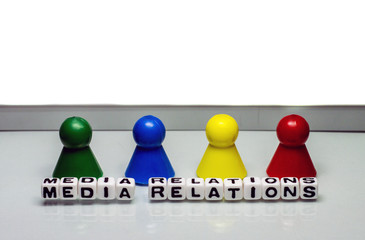 Symbolic Media Relations