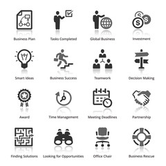 Business Icons - Set 3