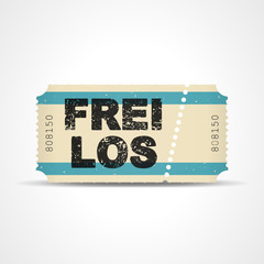 ticket v3 freilos I