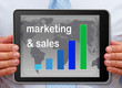 Marketing and Sales
