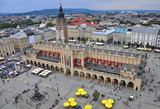 Fototapety Krakow main square