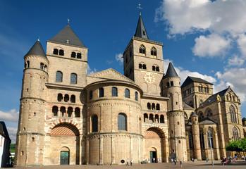 Trier - Trierer Dom St. Peter und Liebfrauenkirche Gesamtansicht